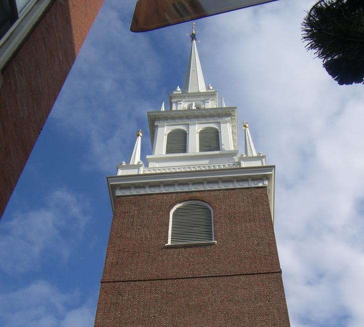 Church steeple repair and maintenance