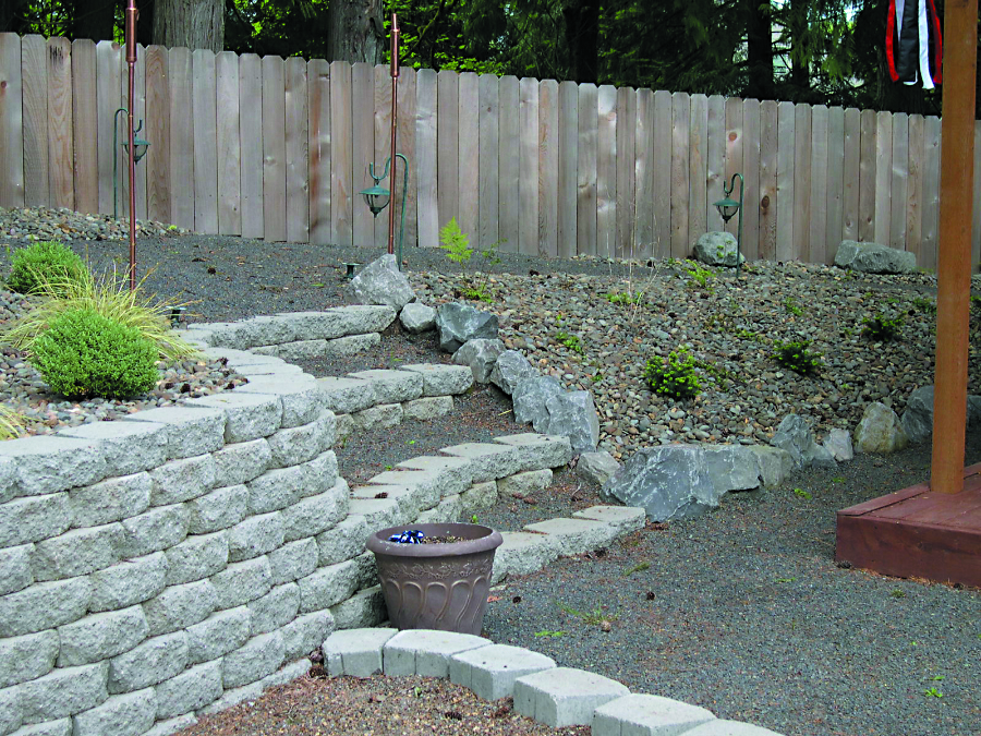 Fences Decks And Retaining Walls Champion Property